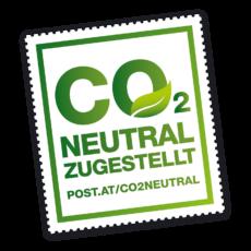 Schimmel-DRY wird CO2-neutral zugestellt