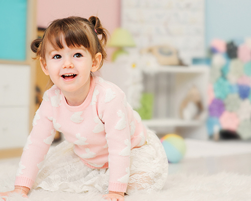 Schimmel-DRY schützt unsere Kleinsten vor Schimmel